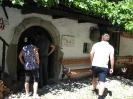 pred Gregorčičevim hramom
