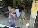 LIKOVNA KOLONIJA NA LOŽNEM, 21. 07. 2010