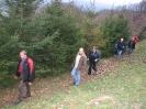 Pohod na Ložno ob prazniku ML,11.12.2011