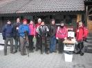 Pohod na Pesek in Osankarico,14.1.2012