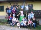 Srečanje mladih planincev na Ložnem, 18.10.2014